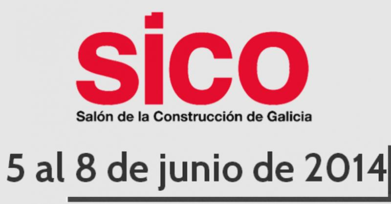 Sico 2014 - Salón de la Construcción de Galicia - 4ª edición